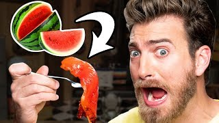 Smoked Watermelon Meat Taste Test