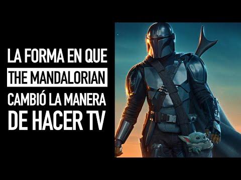 Cómo The Mandalorian cambió la manera de hacer tv y cine