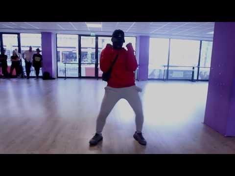 Maleek Berry - Bend it | Reis Fernando Choreography | GDC Amsterdam