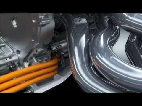 Гибридный двигатель Mercedes-Benz в Formula 1