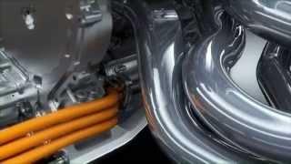 Гібридний двигун Mercedes-Benz в Formula 1