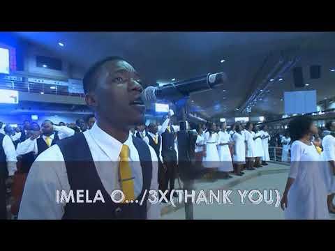 Winners Chapel Praise 2018 Youth Alive 1 Iyac2018 Winnerspraise Youtube