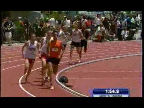 German Fernandez 1500m 2009 NCAA Division I Final