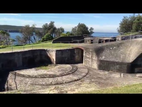 Middle Head Fort, Sydney Heads