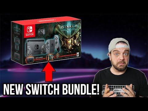 NEW Nintendo Switch Bundle and CANCELLED Shenmue?! | RGT 85