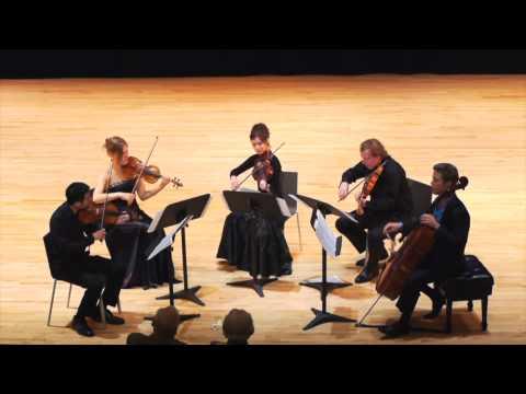 "iPalpiti Soloists: Beethoven Quintet Op  104 in C minor-""Minuetto. Quasi Allegro"""