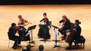 "iPalpiti Soloists: Beethoven Quintet Op  104 in C minor-""Minuetto. Quasi Allegro"""