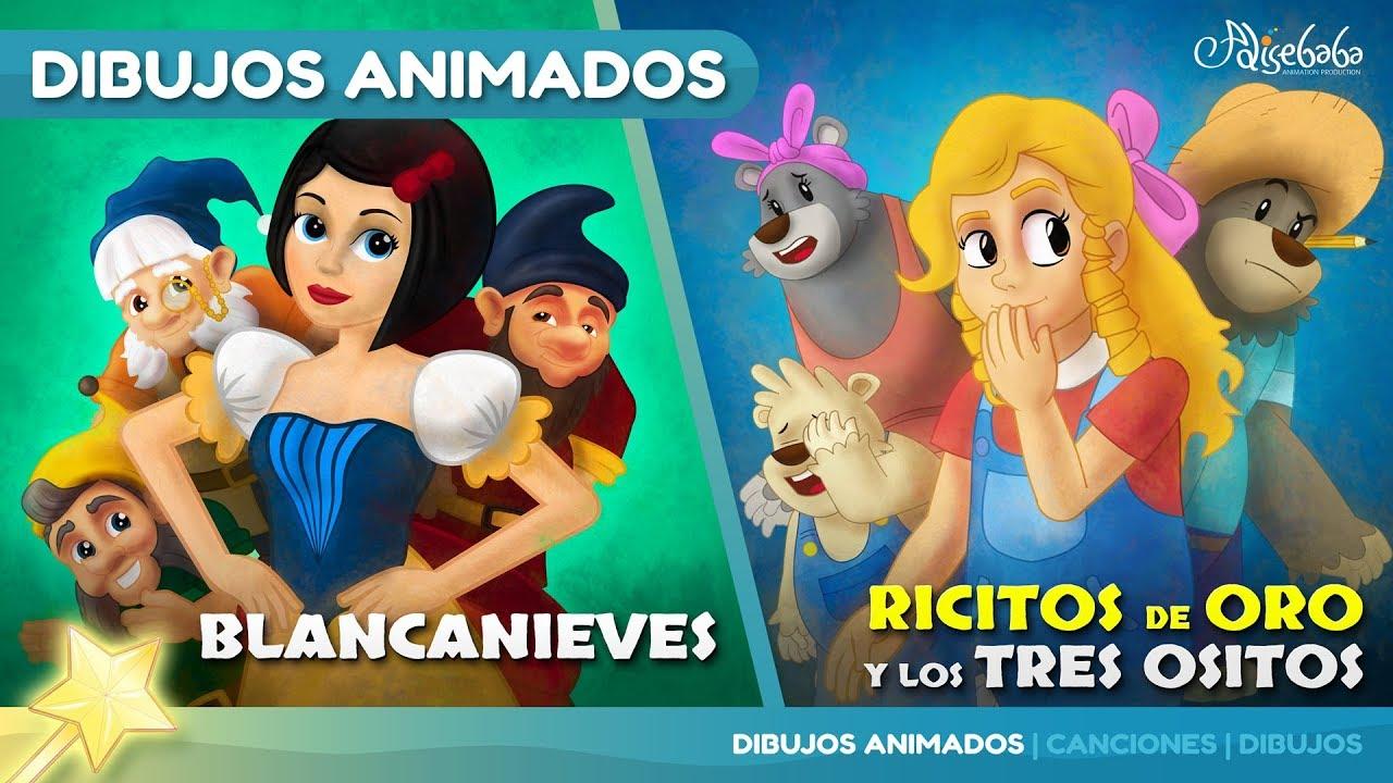 Blancanieves cuentos infantiles para dormir & animados