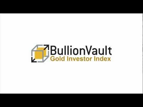 Gold Sentiment Eases BullionVault's Gold Investor Index Shows