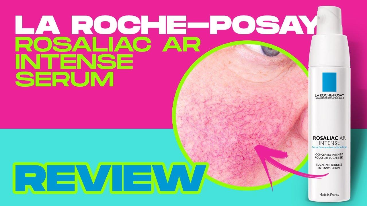 Ml la 40 intense rosacea roche posay ar rosaliac La Roche