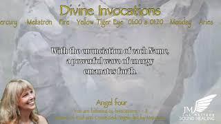 Divine Invocations for tнe 72 Names of God