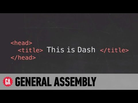 Learn to Code for Free with General Assembly's Dash
