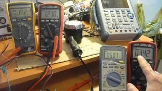 Multimeter Review / Buyers Guide / Comparison: Brymen Tbm867 Vs