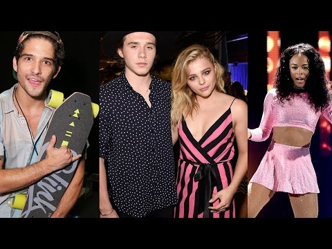 TEEN CHOICE AWARDS 2016 | Top 7 Moments You Missed!