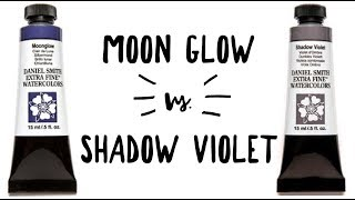 Daniel Smith Color Showdown Ep 1: Moonglow and Shadow Violet.mp3