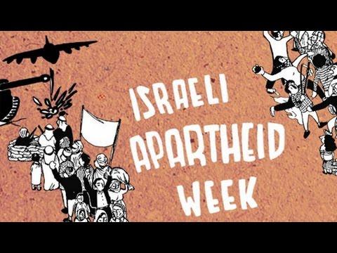 European, North American Campuses Observe Israeli Apartheid Week