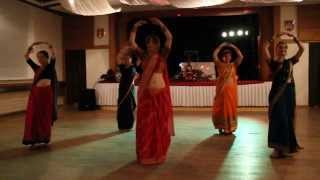 Indický tanec Bollywood - Shakti, 2011