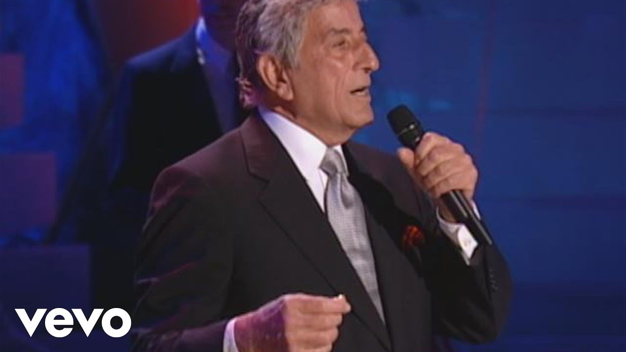 Tony Bennett - For Once In My Life (from Live By Request - An All-Star Tribute)