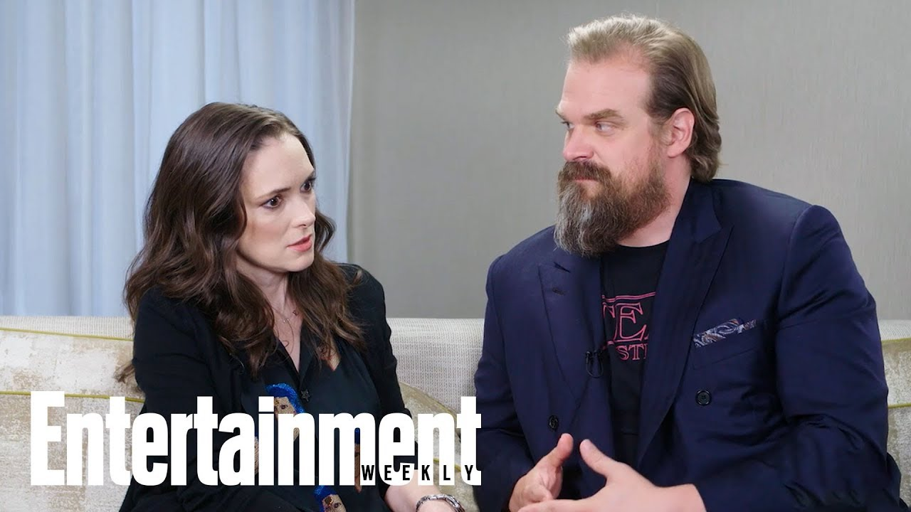 Netflix's 'Stranger Things' Cast Reveal Their Reactions To Season 3 | Entertainment Weekly