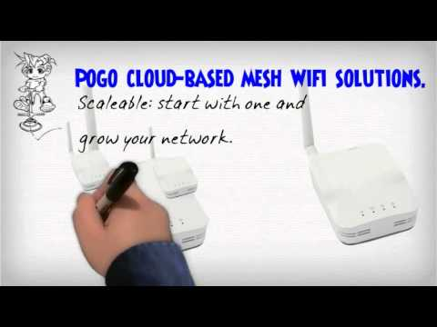 WiFi hotspot solution for hotels, cafes etc...