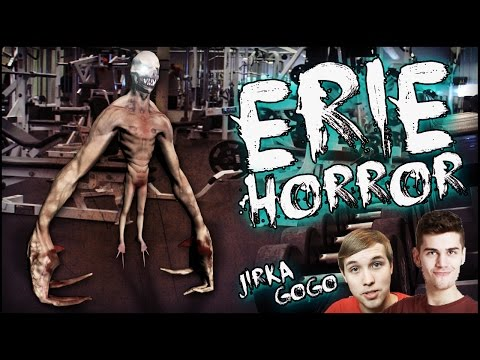 ERIE | HORROR LETSPLAY - GoGo & Jirka Král