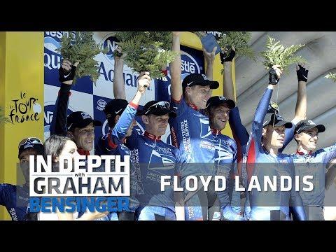 Floyd Landis: Lance Armstrong's drug test cover up