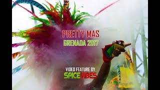 Pretty Mas for Grenada Carnival 2017 was EPIC