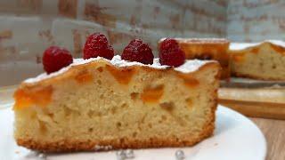 ВКУСНЫЙ и ПРОСТОЙ ПИРОГ с ФРУКТАМИ (ягодами), шикарный РЕЦЕПТ. Рецепт пирога, КАК ПРИГОТОВИТЬ пирог.
