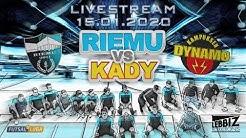 15.1.2020 Riemu - KaDy klo 18.45 Futsal-Liiga