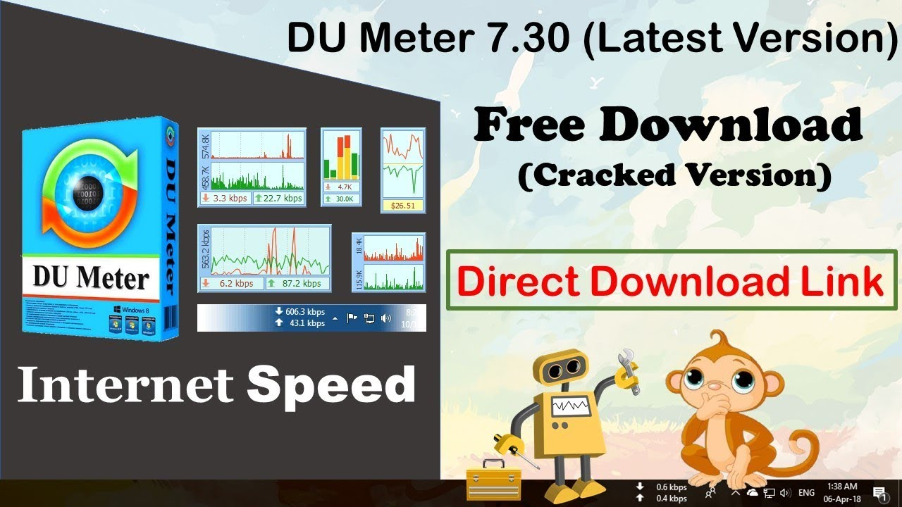 du speed meter latest version 2017
