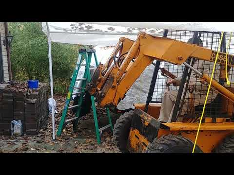 Case 1830 - Won't dump in the air | Heavy Equipment Forums