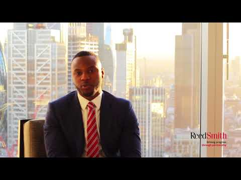 Reed Smith in 60 Seconds, by John Oladeji – Trainee Solicitor
