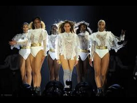 Beyonce - Hold Up & Countdown (Formation...