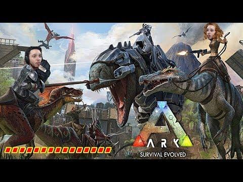 Inicio de Serie ARK - explicación breve ausencia de ARK - ARK - Paco Sanchez y su aventura