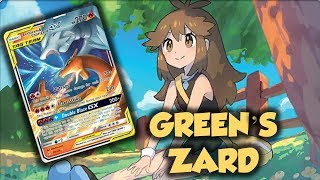 THIS is the Better Reshi-Zard Deck | 1st Place Green's Reshiram & Charizard Tag Team GX