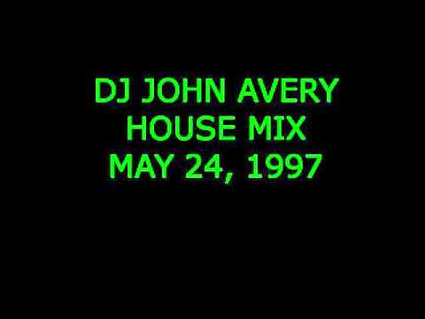House Mixed Tape - 1997-05-24 - DJ John Avery