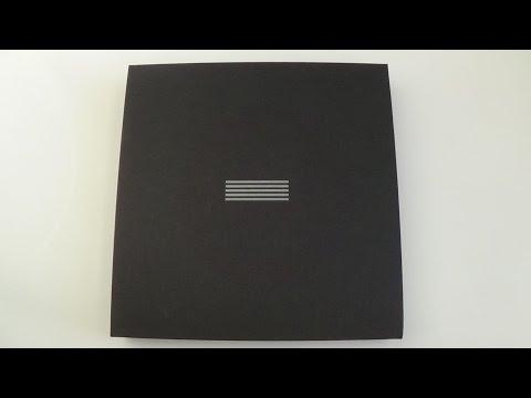 Unboxing BIGBANG 빅뱅 3rd Korean Studio Album MADE (Limited Edition)