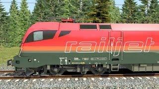 LET´S PLAY Train SimuĮator 2013  Folge 94  Mit dem Taurus über den Felberpass v2 beta von Rob spielt