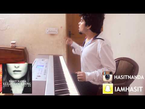 Ellie Goulding - Love Me Like You Do - INCREDIBLE Piano Cover