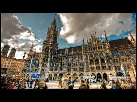 Bavaria Munich 4K Video