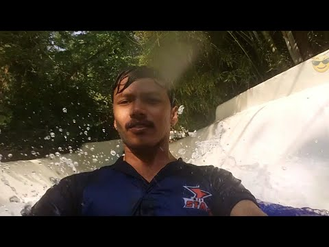 WATER KINGDOM ADVENTURE AMAZONIA SLIDE VIEW FROM SLIDE | Picnic Spot in Mumbai | water park in india
