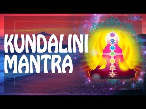 Kundalini Awakening Mantra - Divine Female Power - Adi Shakti ॐ Powerful Mantras PM 2018