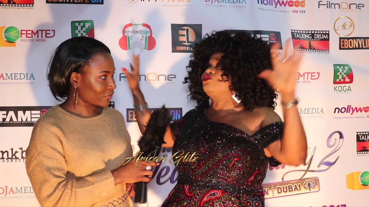 Download THE WEDDING PARTY 3? - Sola Sobowale Reveals During London Premiere Interview