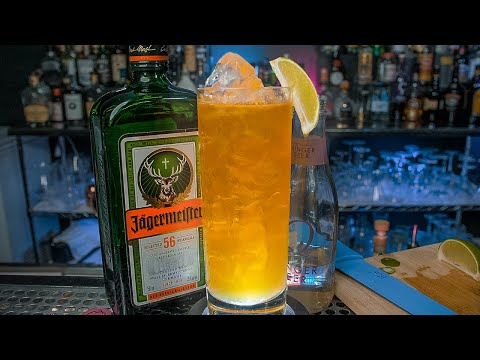 Jagermeister Berlin Mule And Making Your Cocktails