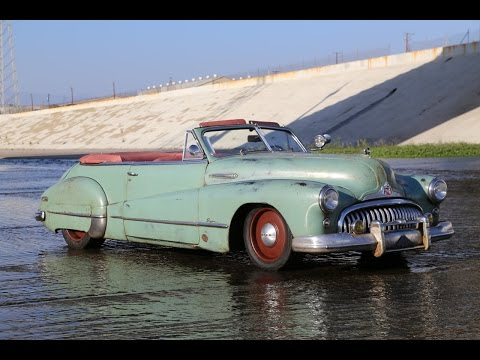 1948 Buick Super ICON Derelict Convertible