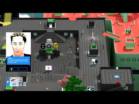 Tokyo 42 Gameplay A Top down,stealth,tactical open world Shooter