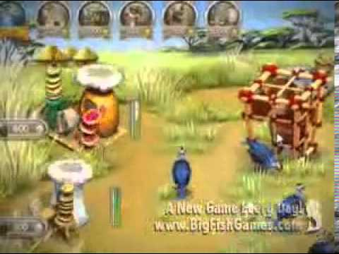 Farm Frenzy 3 Madagascar Game Trailer