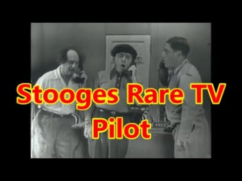 Three Stooges RARE Television Pilot with Shemp, Full Version