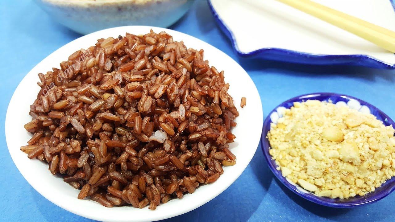 Cách giảm cân bằng gạo lứt muối mè hiệu quả ngay tuần đầu tiên