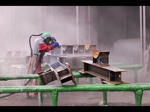 Occupational Video - Sandblaster